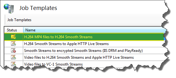 how to create a xml playlist file for ts stream