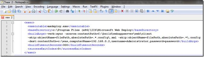 Microsoft Web Deployment Team Blog - Installing Web Applications