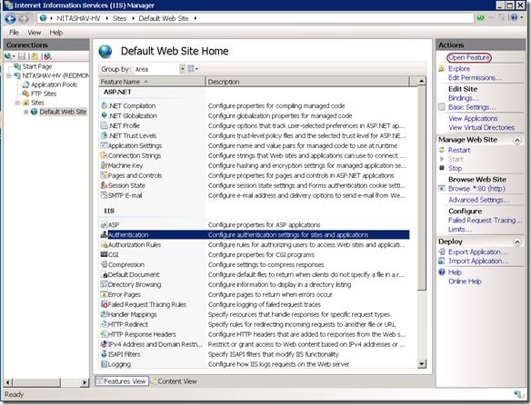 IIS7_ServerHomePage_Auth
