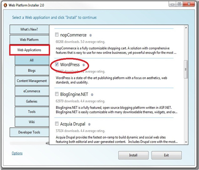 Richard Marr's Blog - Installing WordPress on IIS using the