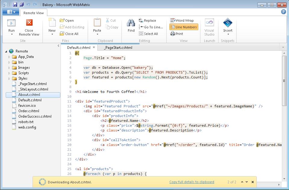 Perviring — microsoft webmatrix 2 free download.