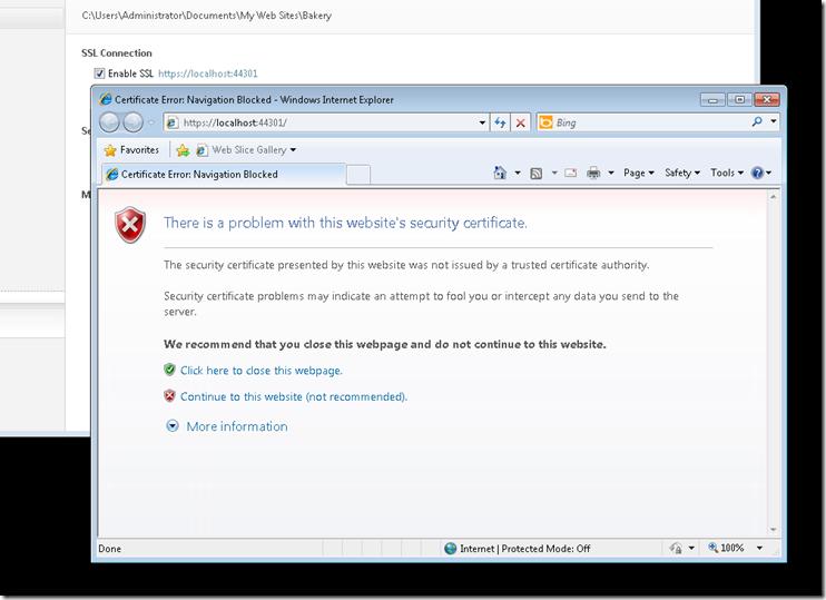 Robert Lucero Iis Testing Blog Webmatrix Beta Testing With Real