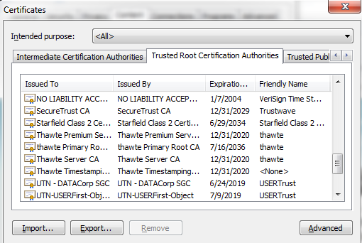 Another IIS Blog - Setting up SSL made easy…